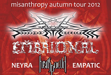 Misanthropy Tour  - poster