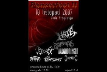Panzerfest II  - poster
