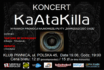 KaAtaKilla, EmpatiC  - poster