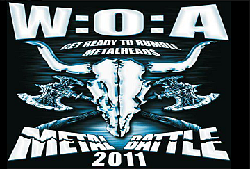WACKEN METAL BATTLE - poster