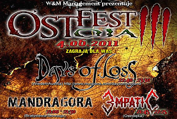 OstFest III - poster