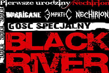 Black River, EmpatiC  - poster