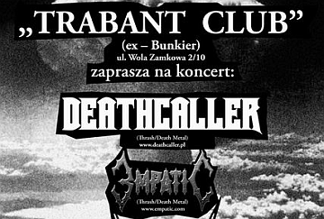 Deathcaller, EmpatiC  - poster